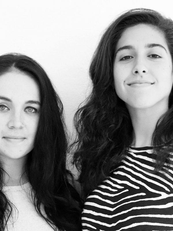 Natalia Bezerra & Kaitlin Ferguson