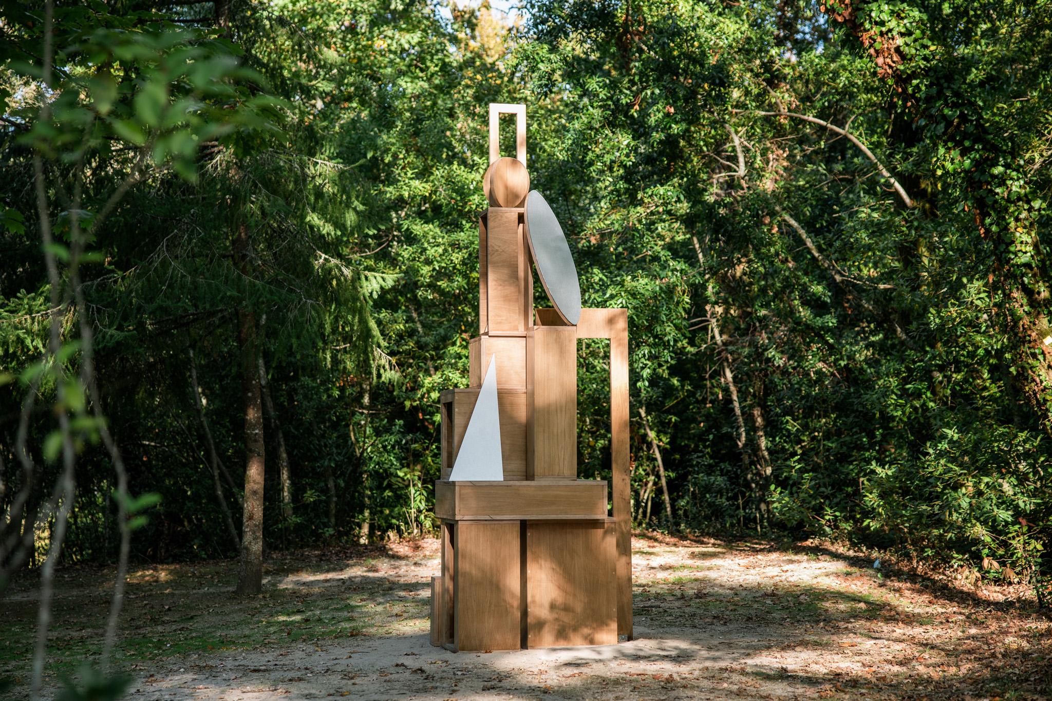 """Sentinela do Fontelo"" (2020). Rui Sanches"